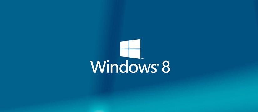 Windows8 RTM 细节体验手记