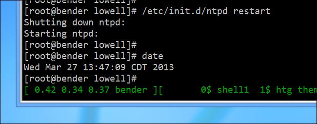 通过NTP同步Linux服务器时间