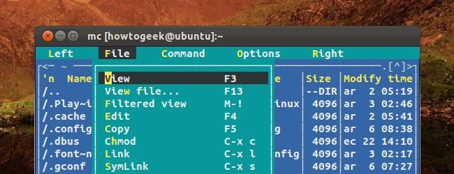 在Linux终端里管理文件的11个命令