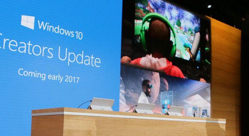 Windows 10 Creators Update 简评